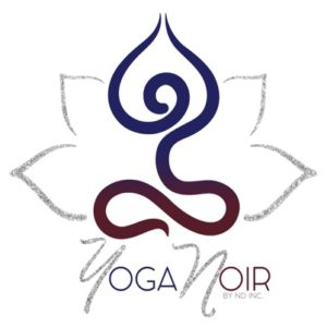 Logo for Yoga Noir by ND INC
