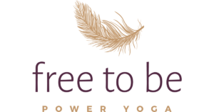 Logo for Free To Be Power Yoga